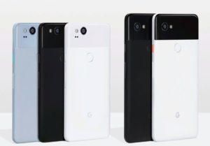 Google Pixel 2 aangekondigd