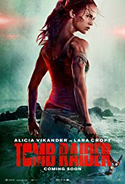 Tomb Raider Filmbeelden